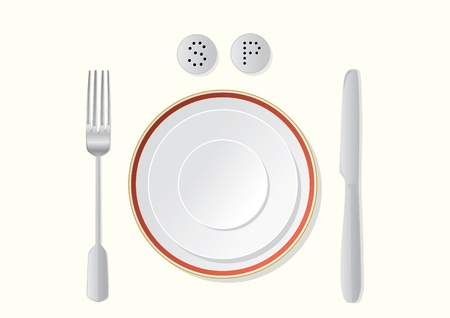 Ready for meal
