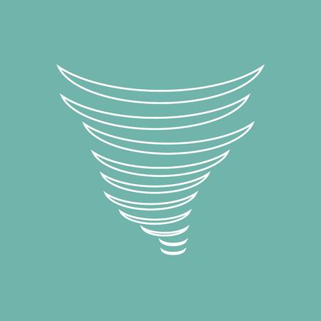tornado wind: Tornado icon