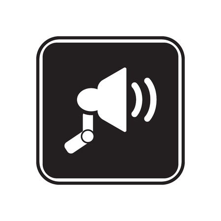 protection devices: Alarm device icon