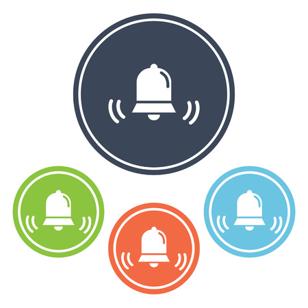 signal device: Alarm icon