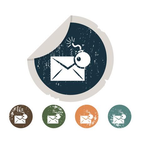 hacking: Hacking correspondence icon