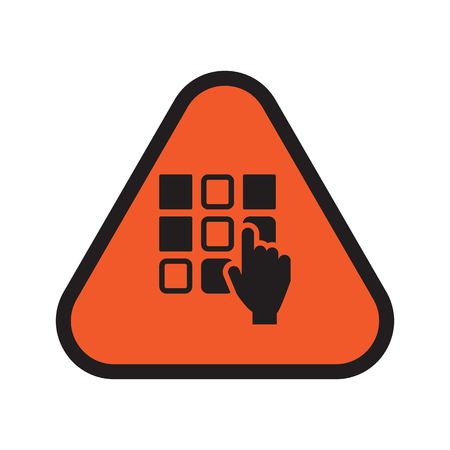 security code: Security code icon