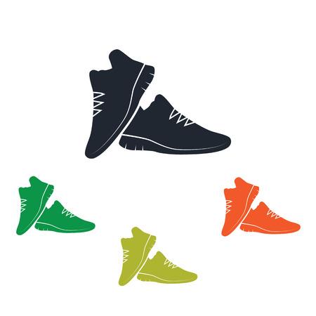 pair: Sneakers pair icon