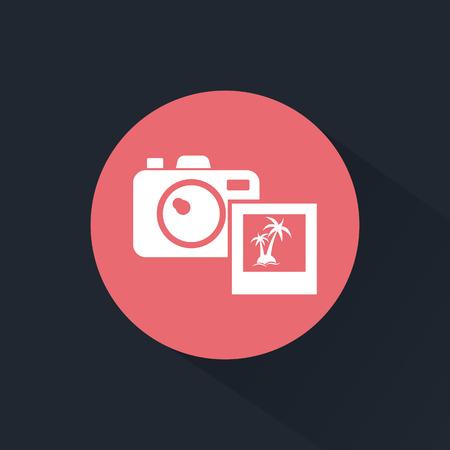 overseas: Camera and photo icon