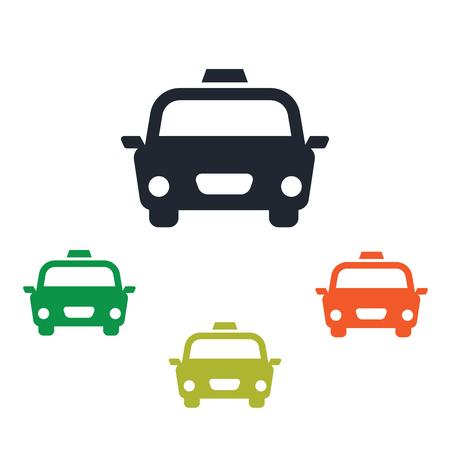 overseas: Taxi icon