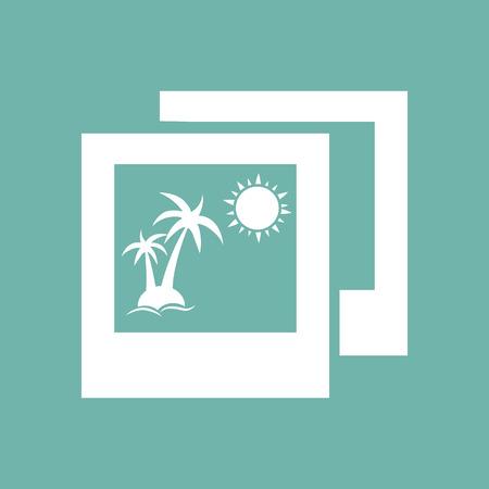 fixation: Photo icon