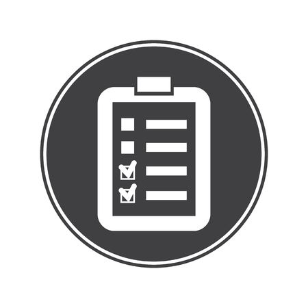 notebook: Sport notebook icon Illustration