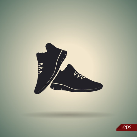 scamper: Sneakers pair icon