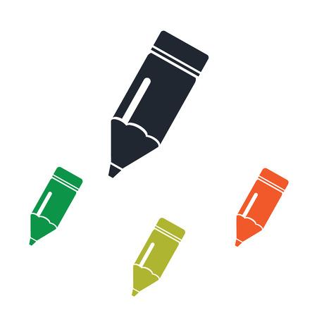 stud: Construction pencil icon