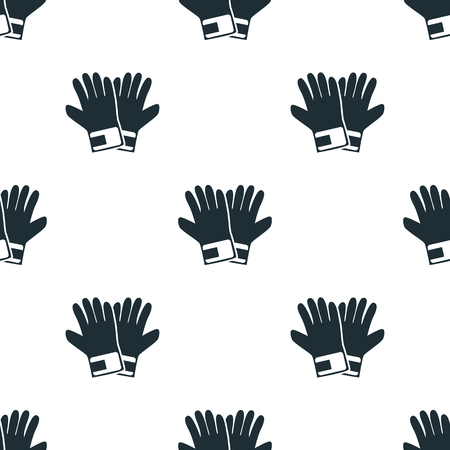 pair: Pair of gloves icon Illustration