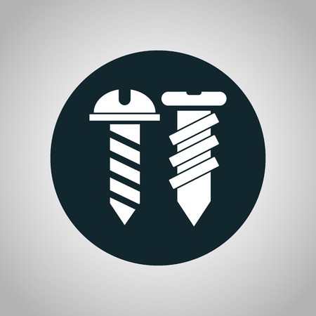 pair: A pair of screws icon