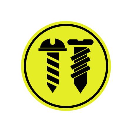 unscrew: A pair of screws icon