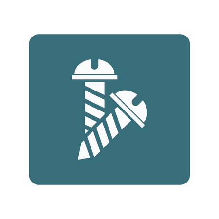 the pair: A pair of screws icon