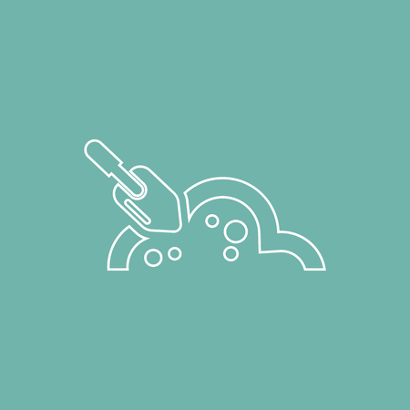 Planting icon