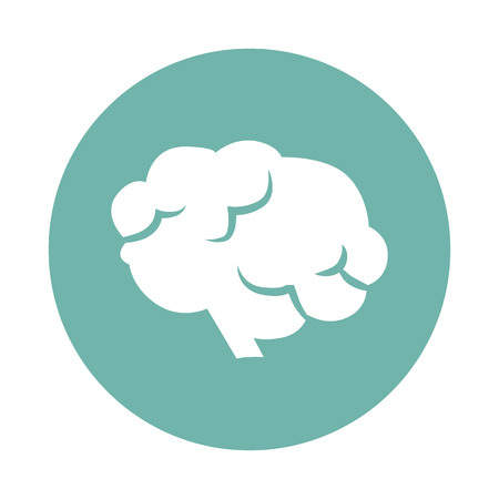 vital signs: Human brain icon