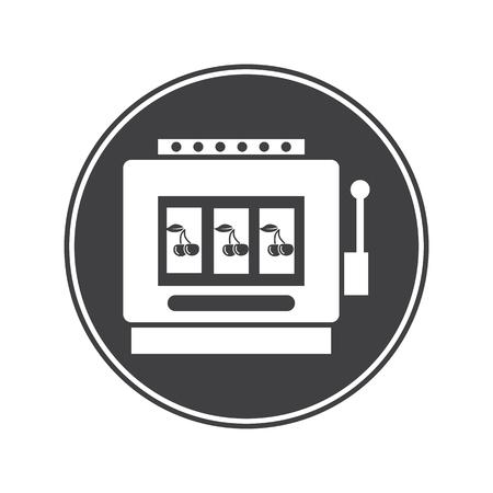slot: Slot machine icon