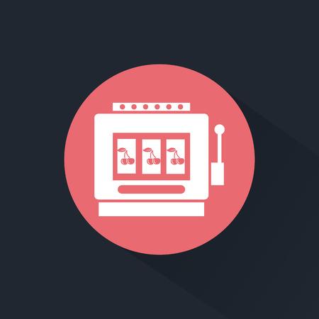 adrenalin: Slot machine icon