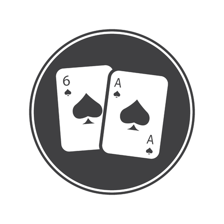 adrenalin: Pair playing cards icon