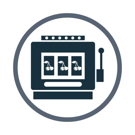 slot machine: Slot machine icon