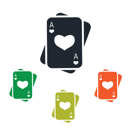 adrenaline: Playing cards icon