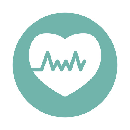такса: Heart rate icon