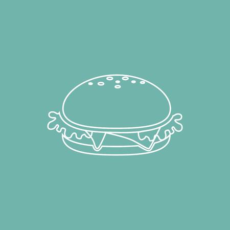 supper: Hamburger icon