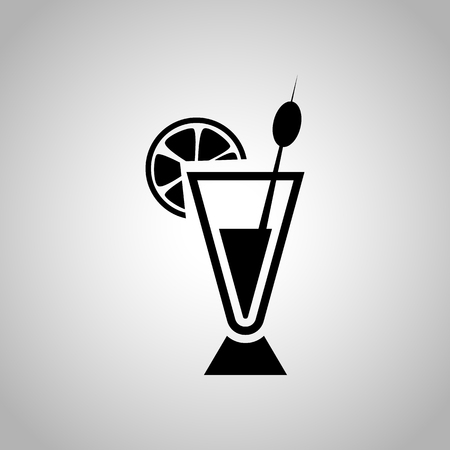 intoxication: Cocktail icon