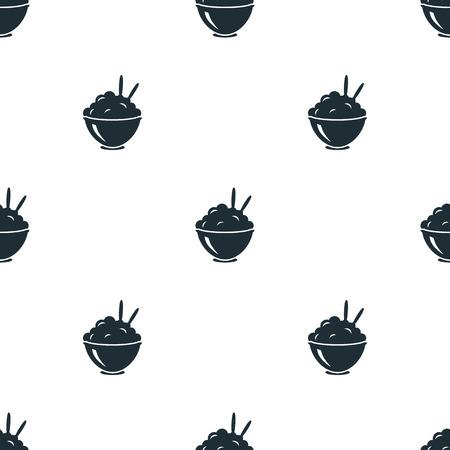 pure de papa: Puré de papas en el icono cuenco