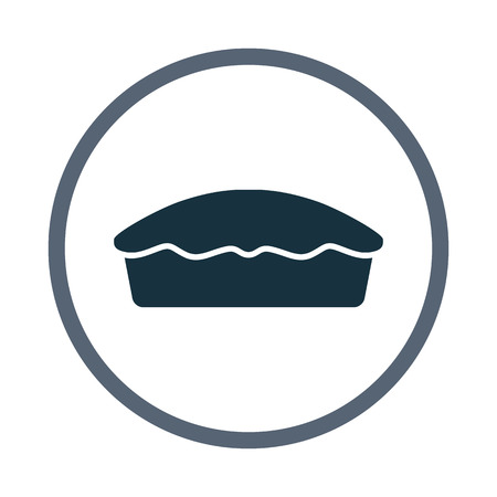 Cake icon Vettoriali