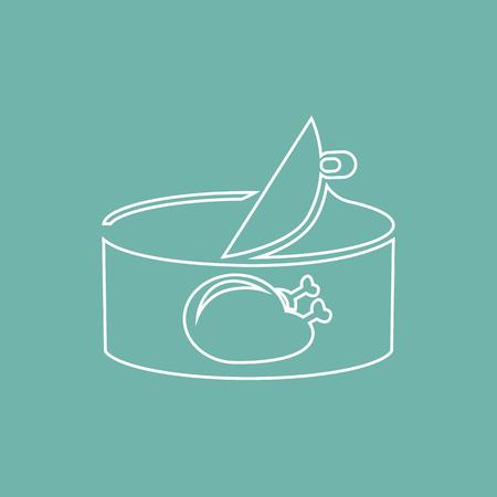 lag: Pet food icon