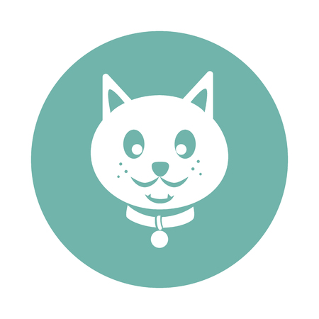 fang: Cat icon Illustration