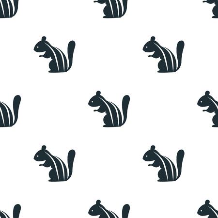 ardilla: Chipmunk icono