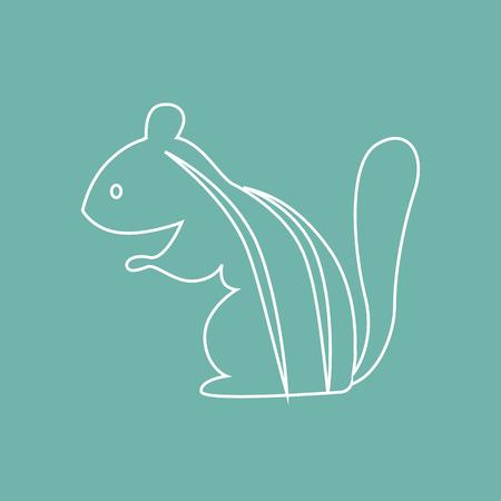 chipmunk: Chipmunk icon