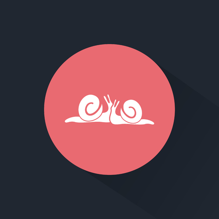 exotica: Two snail icon