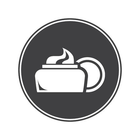moisturizing: Cosmetic cream icon Illustration