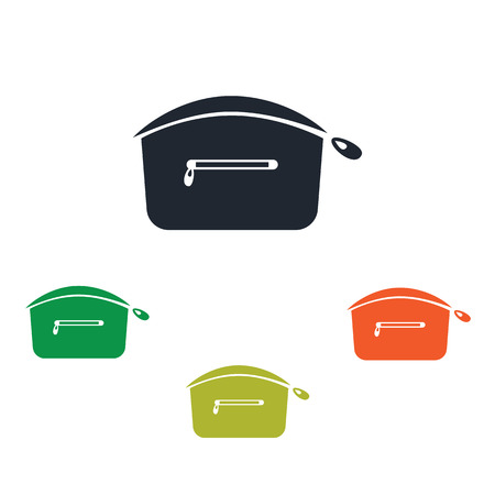bag icon: Cosmetic bag icon