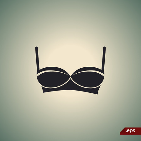 corrective: Women bra icon