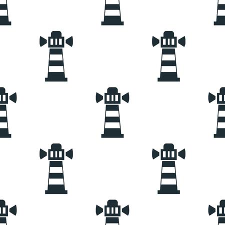 signal pole: Sea beacon icon