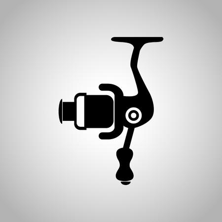 fishing reel: Fishing reel icon