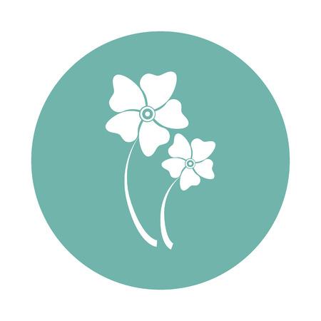 flowerbed: Flower icon
