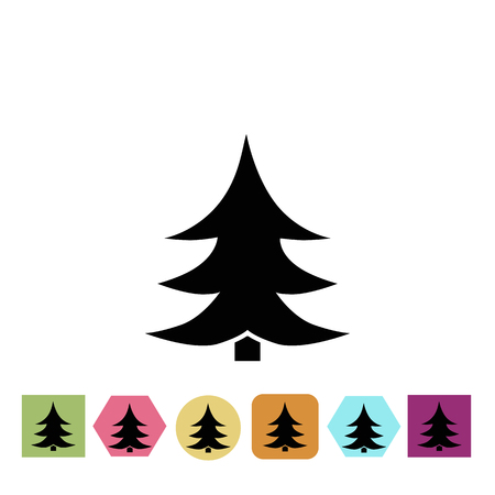 firtree: Fir-tree icon
