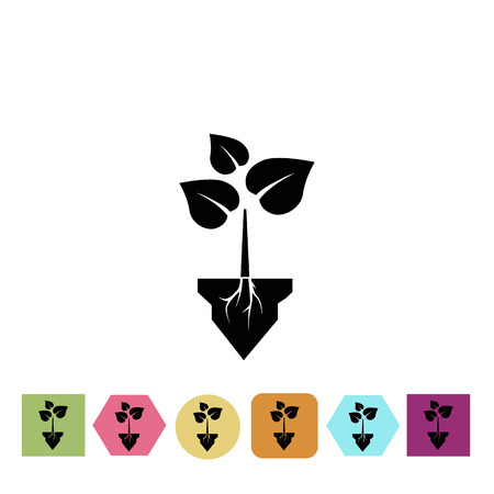 cultivation: Plant icon