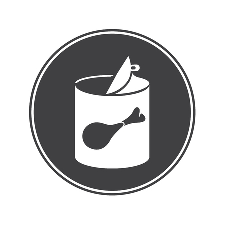 canned: Canned food icon