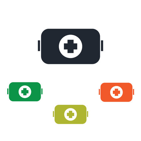 first aid kit: First aid kit icon