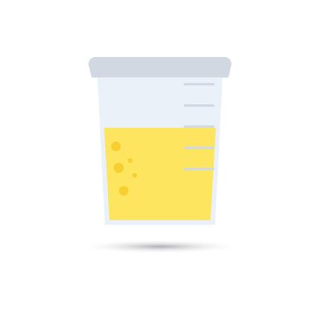 urine: Urine analysis icon