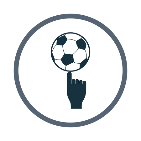 twisting: Twisting the ball on the finger icon