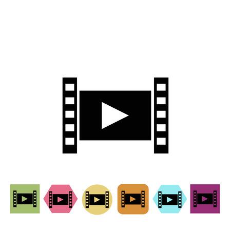 film frame: Film frame icon