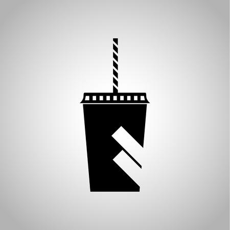 cola: Cola icon Illustration