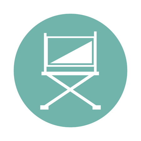 director: Director chair icon