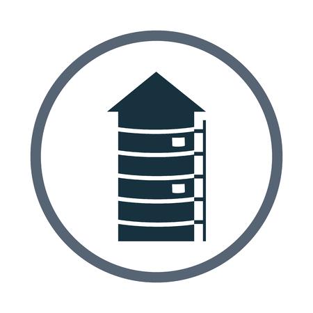 silo: Silo icon